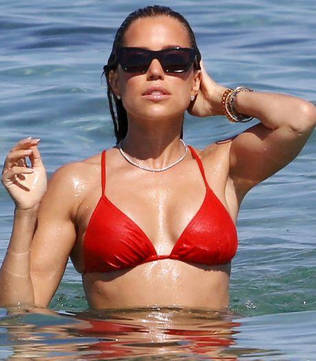 Sylvie Meis woest om bikini-battle met Linda de Mol in Duitse show: 'Stop met shamen'