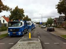 Veel steun voor noodlijdende Truckersdag Apeldoorn