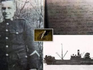 Liefdesbrief van haar verloofde lag samen met 700 andere brieven 70 jaar op bodem van oceaan, bejaarde vrouw (99) krijgt hem eindelijk te zien