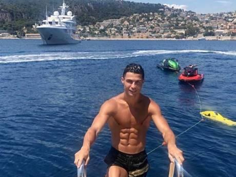 Une photo de Cristiano Ronaldo atteint près de 10 millions de likes sur Instagram