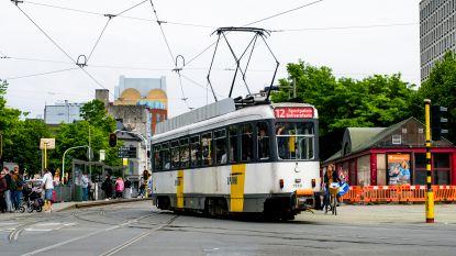 Tramlijnen 11 en 12 rijden voorlopig niet meer uit door hoog aantal zieken bij De Lijn