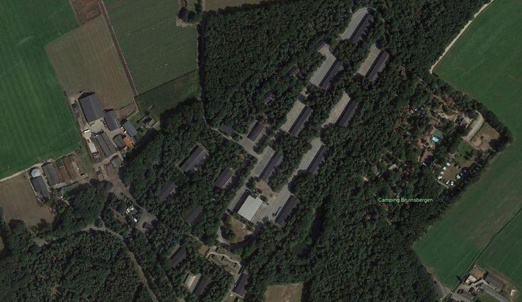 Het munitiedepot bij Reek. Hier leren militairen omgaan met explosieven. Probleem: Noodalarm werkt niet goed en er ligt een camping in de buurt. Beeld