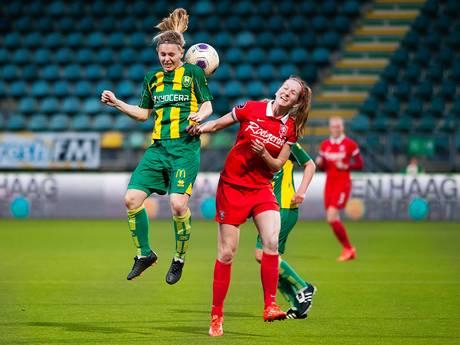 FC Twente Vrouwen wint ook tweede duel in play-offs