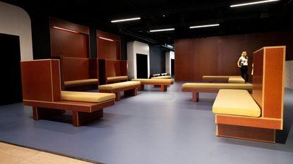 Vernieuwde foyer CCBe gaat open zonder ticketbalie
