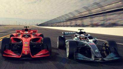 Met deze blitse bolides wordt de Formule 1 vanaf 2021 een pak aantrekkelijker