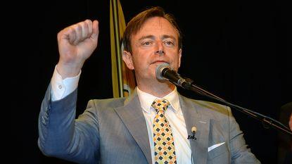 """De Wever: """"Je moet spelen met de kaarten die je gekregen hebt"""""""