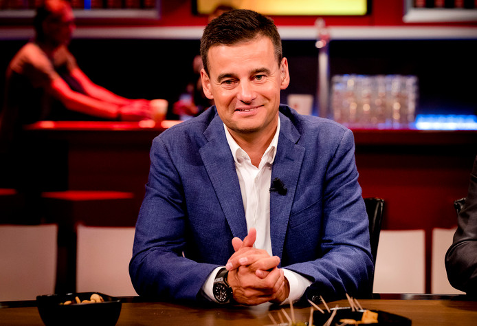Presentator Wilfred Genee is verkozen tot Dom Bontje 2017.
