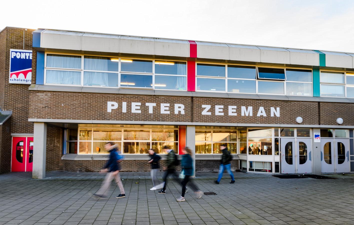 De Pieter Zeemanschool in Zierikzee is de laatste op het eiland Schouwen-Duiveland.