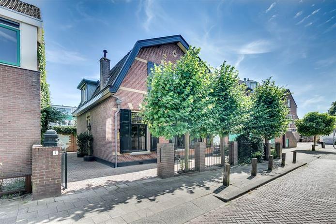 Het duurste huis van dit lijstje: aan de Notebomenlaan.