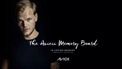 Familie Avicii maakt zijn officiële website een gedenkplaats