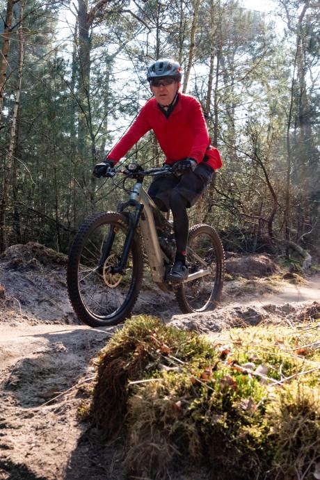 Run op vignetten voor nieuwe mountainbikeroutesDenTreek
