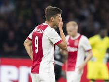 Ajax begint historisch slecht aan seizoen: maar één keer eerder geen zege na vier duels