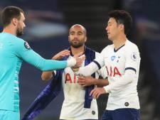 Mourinho geniet van ruzie tussen Lloris en Son: 'Mooi'