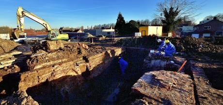 Opgraving Bult van Pars in Klundert stilgelegd vanwege verontreiniging