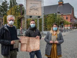 """Stickeractie met Zeelse struikrover Jan Praet moet lokaal shoppen stimuleren: """"Ook plannen voor fiets- en wandelroute"""""""