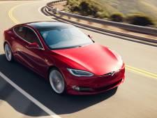 Tesla rijdt recordtijd op circuit met Model S
