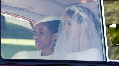 Moeder Meghan Markle gaat dochter achterna en verhuist naar Londen