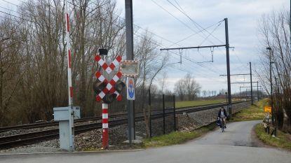 Auto's dupe van sluiting spooroverweg