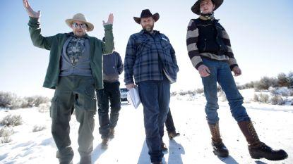 Corona of niet, deze ultrarechtse militie in de VS vindt dat hun overheid zich moet gedeisd houden