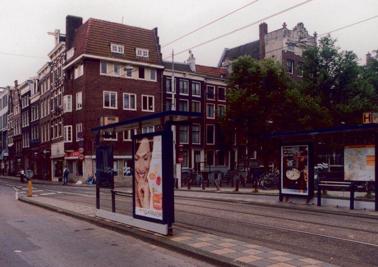 In 1987 zaten betonnen tramhaltes vol affiches. De deal met JCDecaux zorgde voor een andere uitstraling. Beeld JCD