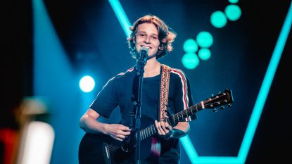 PREVIEW. Iedereen in zwijm voor jonge Bruce Springsteen in 'The Voice Kids'