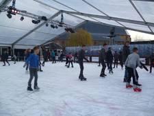 Sneeuw in Winterpark in Schijndel komt goed uit