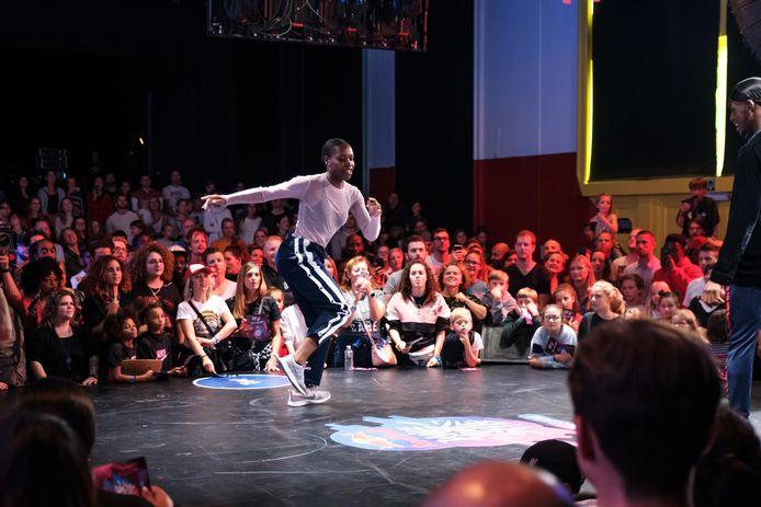 Red Bull Dance Your Style in het Urban Centre in Antwerpen