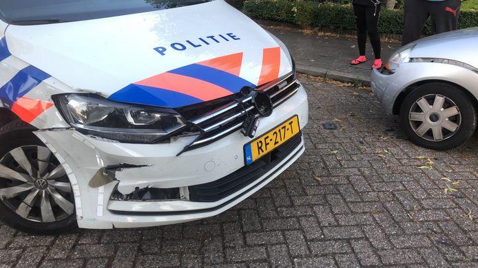 Politieachtervolging door Geldrop