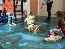 Interactieve vloer voor kids Lichtenbeek
