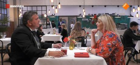 Losserse Mary-Ann (54) matcht in 'First Dates' niet met butler