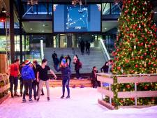 Schaatsen in slim licht op TU Eindhoven