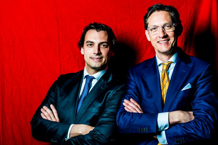 Wordt Joost Eerdmans van Leefbaar Rotterdam de opvolger van Thierry Baudet?