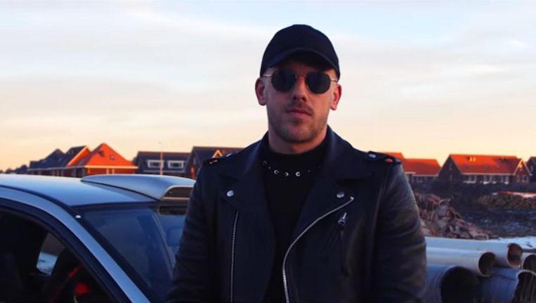 Rapper Jebroer.