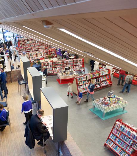 Renkum wil twee vestigingen Bibliotheek Veluwezoom sluiten