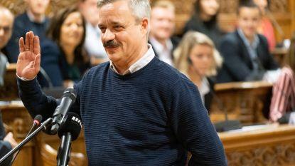 Hans Keldermans neemt afscheid van gemeenteraad en Vlaams Belang, Kenzo Van den Bosch volgt op