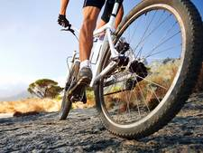 Mountainbikeroute in Tilburg botst toch nog op obstakel