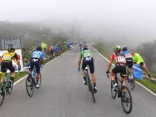 Witte trui in Vuelta ook voor beste jongere