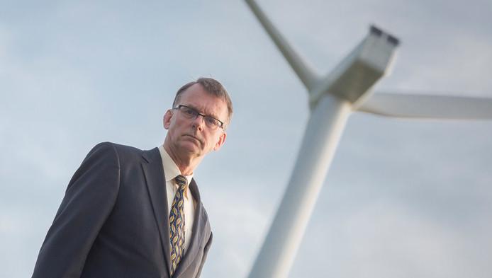 Jan Nieboer wil een landelijke partij die opkomt voor de Drents-Groningse belangen.