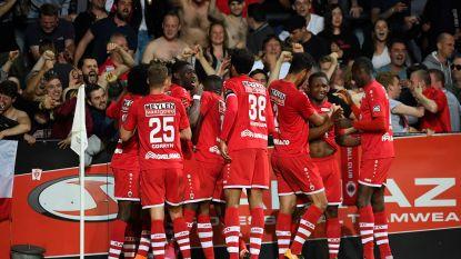 't Venijn zat 'm in de staart: Owusu maakt het weer spannend in groep B na doelpunt in slotseconden tegen Lokeren
