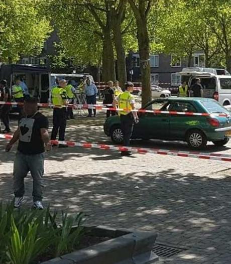 Politie pakt 'aso's' aan bij controle Noordplein in Rotterdam
