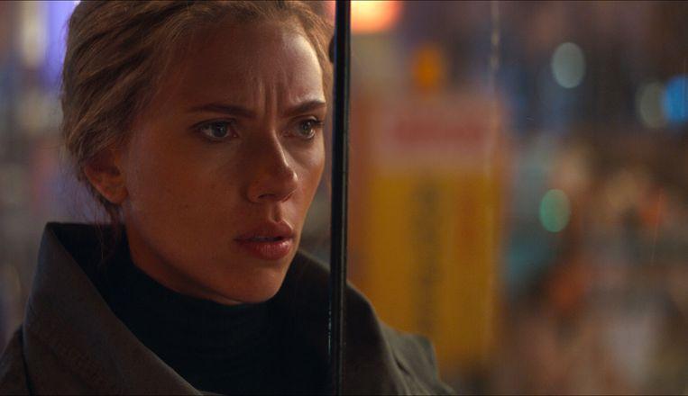 Scarlett Johansson in 'Avengers: Endgame'. Beeld AP