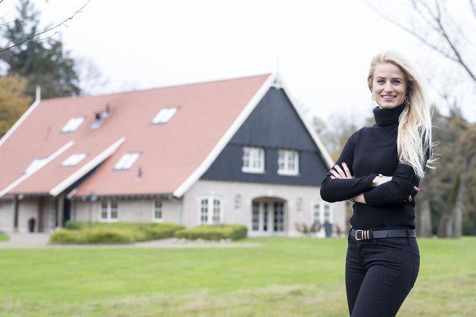 Daisy van der Aa exploiteert met haar ouders 't Borghuis in Losser