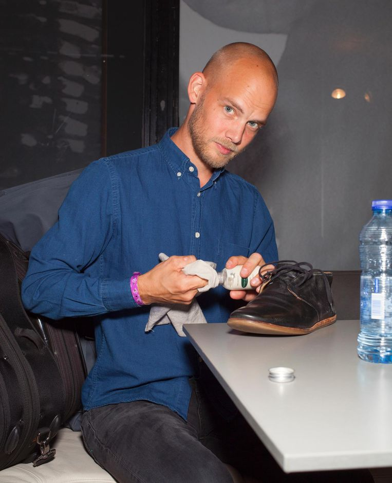 Maarten Hogenhuis Beeld Daniel Cohen