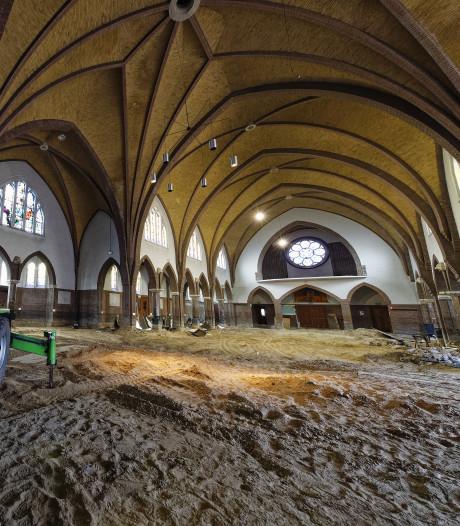 Kerkbanken in Schijndel maken plaats voor zorgwoningen