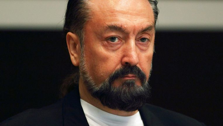De Turkse prediker Harun Yahya Beeld Reuters