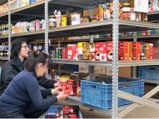 Voedselbank Walcheren zoekt dringend sponsors om gaten te dichten