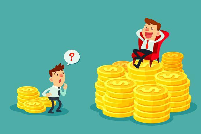 De salarissen bekend maken kan ongewenste neveneffecten hebben.