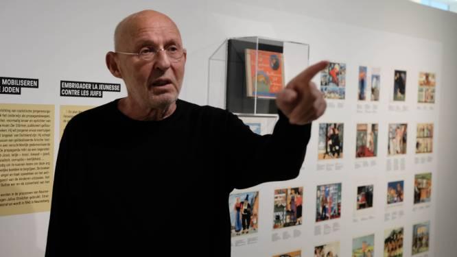 """Kazerne Dossin toont antisemitische verzameling van Holocaustoverlever: """"Een Jood was iemand die je niet mocht laten leven"""""""