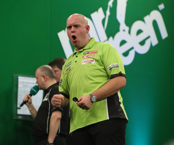 Michael van Gerwen wint Players Championship Finals