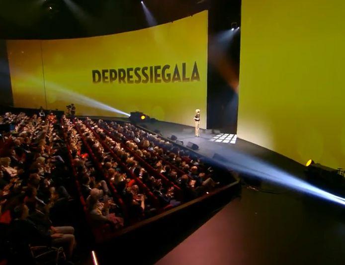 Het Depressiegala in 2017